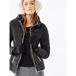 Mohito women's jacket black color