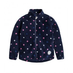 Cool Club kids sweater, navy blue color
