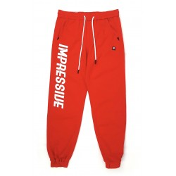 Cropp men's trousers red color
