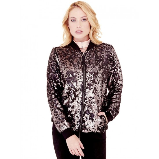 Guess women's jacket with sequin