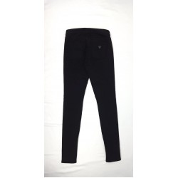 Guess women's trousers, black color