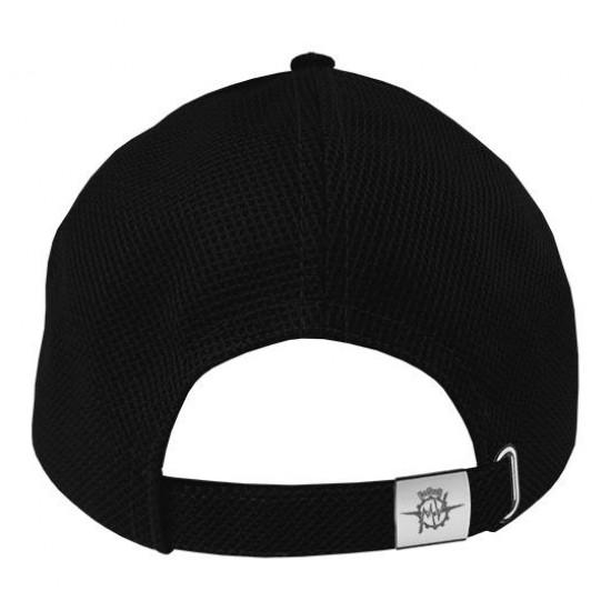 MV Agusta men's baseball cap MV119U601BL black