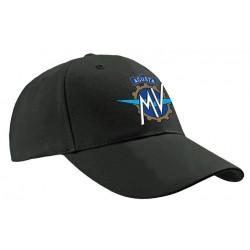 MV Agusta men's baseball cap MV119U603GR00 grey