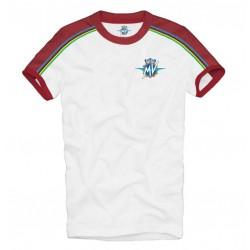MV Agusta men's t-shirt MV119M003WH white