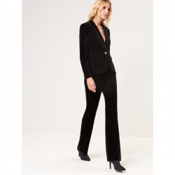 Gold Label Mohito women's velor trousers