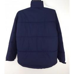 Reserved men's jacket navy blue color