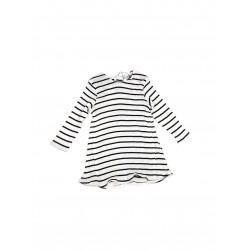 Reserved kids dress, striped