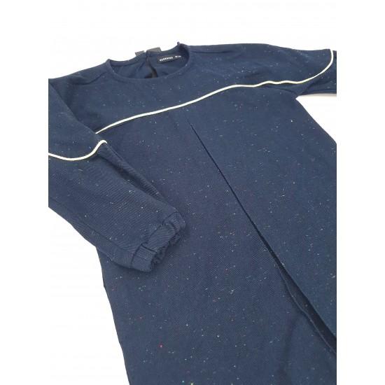 Reserved kids dress, navy blue color