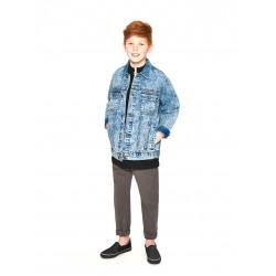 Reserved kids denim jacket, blue color SR296-55J