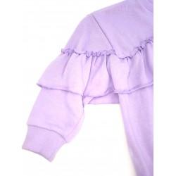 Reserved kids sweater, light purple