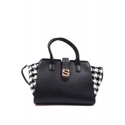 Silvian Heach Bag RCA19032BO BLACK color