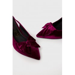 Silvian Heach Women's shoes RCA18098cz Burgundy