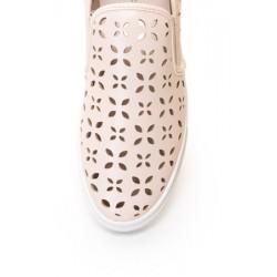Silvian Heach Women's shoes RCP18139CZ Light pink