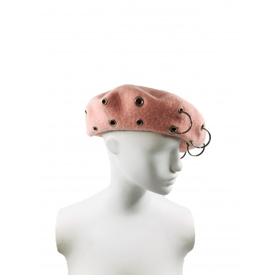 Silvian Heach Beret C001-8066 L1 pink