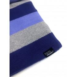 Silvian Heach scarf AHA19015SC violet / gray