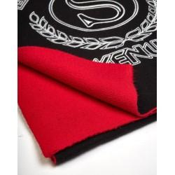 Silvian Heach scarf RCA19110SC black/red
