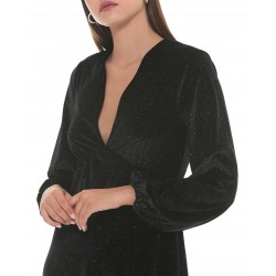 "Silvian Heach women's dress suit ""mileuk"" SHA19232TU black color"