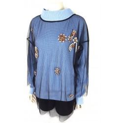 Silvian Heach women's sweater + blouse CVA19305MA