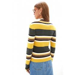 Silvian Heach women's sweater PGA19267LU MULTICOLOR COLOR