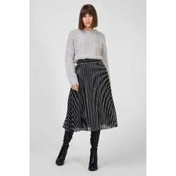 Silvian Heach women's sweater SHA19311MA LIGHT GREY