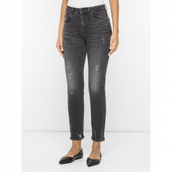Silvian Heach women's pants PGA19575JE gray