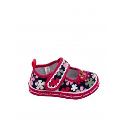 COX kids shoes 3494/4 blue / pink