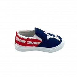 COX kids shoes 3787/4 blue / red