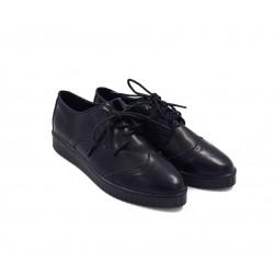 Sinsay women's faux leather shoes