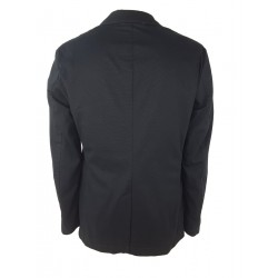 Sisley men's blazer 2ca7527b9 100 black color