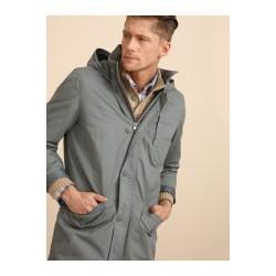 Top Secret men's jacket in greenish gray color