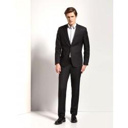 Top Secret men's blazer, dark gray color