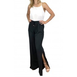 YES ZEE WOMEN'S TROUSERS P368/EH00 COL.0801