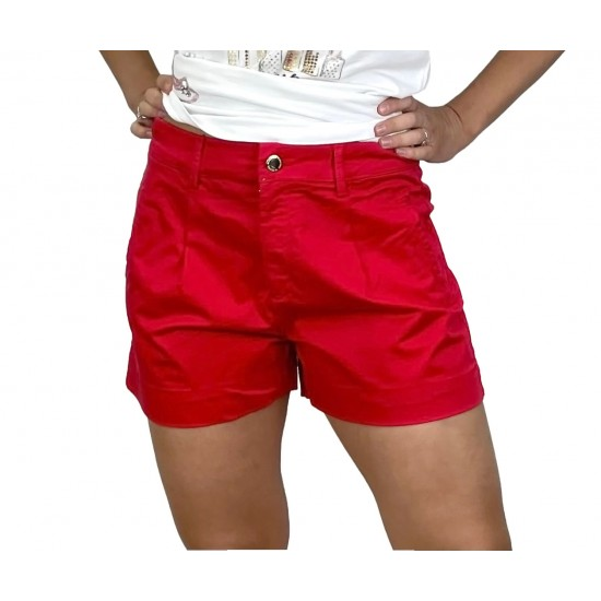 YES ZEE WOMEN'S SHORTS P282/WB00 COL.0505